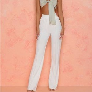 Oh Polly Wide Leg Trousers NWT